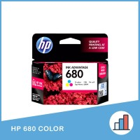 Catridge HP 680 Color Original