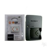 Paket charger/baterai Kamera sony DSC-W330