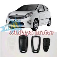 Casing Remot / Remote Alarm Toyota AGYA
