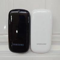 Casing Kesing Case Original Samsung Fullset Lipat Caramel E1272
