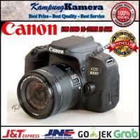 CANON EOS 800D 18-55MM IS STM ORIGINAL