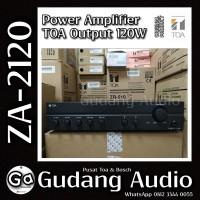 TOA Amplifier ZA-2120 ( 120 watt )