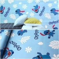 wallpaper Dinding karakter Stitch