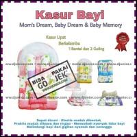 BABY DREAM - KASUR KELAMBU BAYI LIPAT | 1 SET BANTAL & GULING