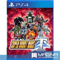 PS4 Game - Super Robot Wars SRW T
