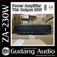 Jual Amplifier Toa ZA-230 (30watt) original