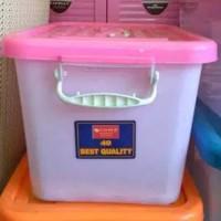 Box Container / Kotak Kontainer Plastik Serbaguna 40L GOJEK ONLY!!!