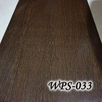WALLPAPER DARK WALNUT KAYU TUA WALPAPER STICKER DINDING MURAH PRAKTIS
