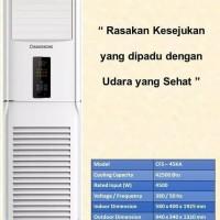 CHANGHONG AC STANDING FLOOR 5 PK R410Aa