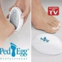 Peg Egg Alat Penghalus Pembersih Tumit Kaki
