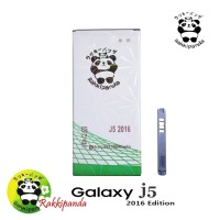 Baterai Rakkipanda For Samsung J5 2016 J510 Double IC Protection