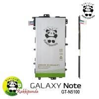 Baterai Rakkipanda For Samsung Note 8 N5100 Double IC Protection