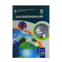 Buku IPA kelas 8 SMP Kurikulum 2013 Edisi revisi 2017