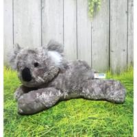 Boneka Koala lying