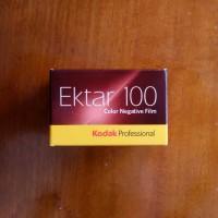 BEST SELLER Roll Film Kodak Ektar 100 35mm 135