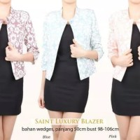 Saint Luxury Blazer
