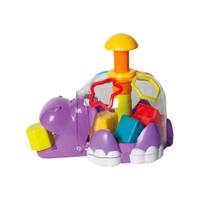 Playgro JC Hippo Spin & Sort