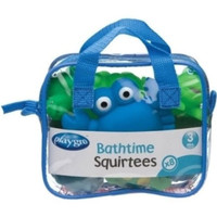 Playgro Bathtime Squirtees 8PK