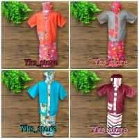 Sarkoci Baju muslim anak karakter 1-4 thn