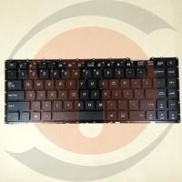 Keyboard Asus X442 X442UA X442UR A442 - Black Murah