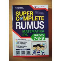SUPER COMPLETE M-IPA SMP/MTS KELAS 7-8-9
