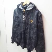 Jaket Bolak Balik DC Loreng Size XL.XXL (Parasut&Fleece