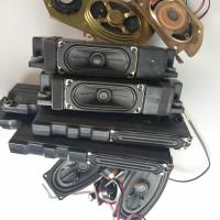 SPEAKER - SOUND - AUDIO - SEGALA MERK TV LCD LED - MODEL - SERI - TYPE