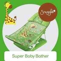 Crown Snuggle Super Baby Bather Kursi Mandi Bayi