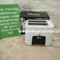 Promo Toaster Popup Eco Oxone Ox-111