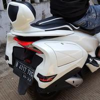 Paketan Modifikasi Honda PCX Lokal