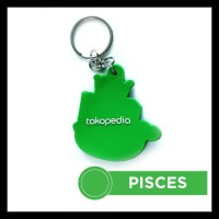 Gantungan Kunci Tokopedia - Pisces Limited Edition