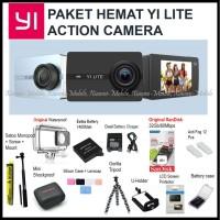 Paket Hemat Xiaomi Yi Lite Action Camera LCD Screen