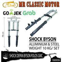 Shock Depan Byson GMC