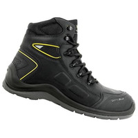 Sepatu Safety Jogger VOLCANO BLACK/HITAM S3