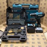 Paket Mata Bor 70pc Mesin Bor Baterai Cordless Drill Makita DF333D