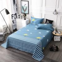Maros |120 200 CM kain seprei sprei katun bed cover ranjang halus anak