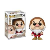 PROMO Action Figure Funko Pop Disney Princess Snow White Dwarfs Grumpy