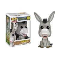 PROMO Action Figure Funko Pop Disney Film Movie Shrek Donkey Original