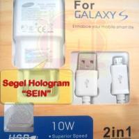 Original Travel Adapter Samsung Real Capacity - Charger Samsung Asli