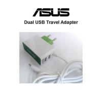 Charger Asus 2 USB Bisa Ngcas 3 HP Sekaligus - Charger Asus 2 Port USB