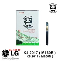 Baterai LG K8 2017 M200N 5.0 Inches BL45F1F Double IC Protection