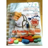 Basic Pharmacology and Drug Notes