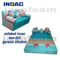 sofa bed/ sofabed inoac ukuran 200x180x20