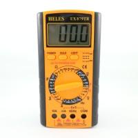 Multimeter Avometer digital Multitester tester heles UX879TR UX 879TR
