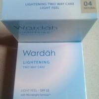 Wardah Lightening Two Cake No. 4
