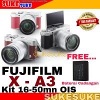 Fujifilm X-A3 Kit 16-50mm OIS
