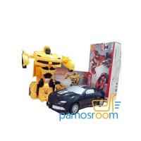 Tobot Deformation Robot 5 Mainan Anak Mobil Transformers
