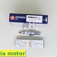Busi Motor NGK Iridium Honda BeAT Megapro Revo Scoopy Spacy CPR8EAIX-9