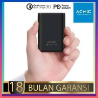 ACMIC P10PRO Mini Powerbank 10000mAh Quick Charge 3.0+PD