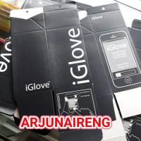 PACKING/DUS BOX SARUNG TANGAN IGLOVE TOUCH SCREEN/GLOVER I GLOVE